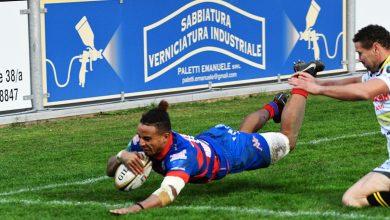 Photo of Rugby – Top 12. Risultati Ottava Giornata. Il Petrarca fa suo il derby contro il Mogliano. Rovigo sbanca Calvisano.