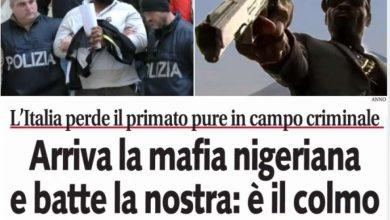 Photo of La mafia nigeriana vuole conquistare il mondo!