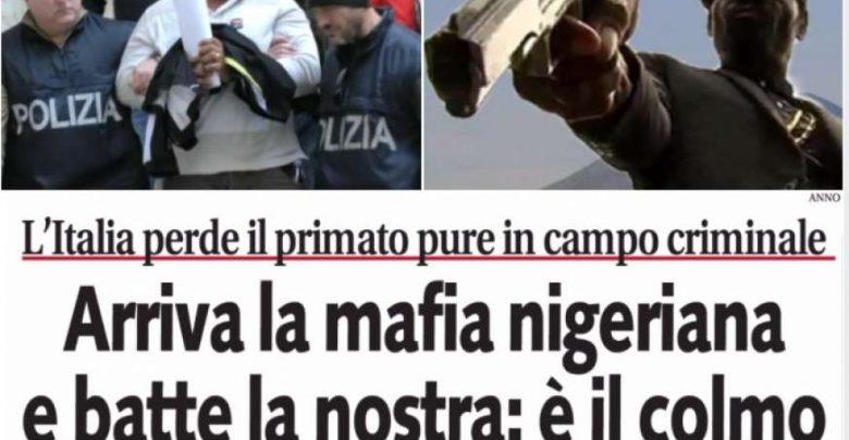 Risultati immagini per mafia nigeriana