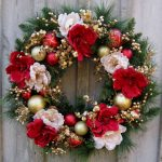 alman-ghirlanda-fiori-natalizia