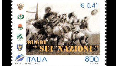 rugby-2000-torneo-6-nazioni-Francobollo