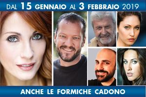Photo of Teatro Golden – 'Anche le formiche cadono' con Milena Miconi e Marco Fiorini