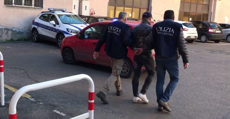 Polizia Locale Arresto-2019