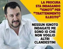 Photo of Salvini al centro dello scenario politico