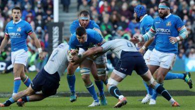 Photo of Rugby – Guinness Six Nations. Gli azzurri sconfitti a Edimburgo per 33-20
