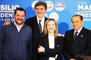 Photo of Gli elettori abruzzesi premiano Salvini ed il Centro-Destra ricompattato