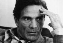 P.P.Pasolini (foto web)