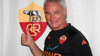 Photo of Ranieri. Restaurazione giallorossa