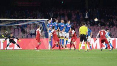 Photo of Europa League, quarti di finale: Napoli niente da fare!