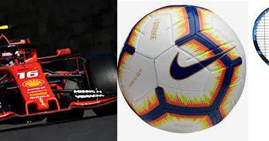Photo of Ferrari Flop, Calcio Shock, Tennis Hot
