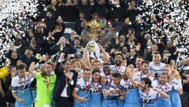 Photo of Coppa Italia: Vince la Lazio battendo l'Atalanta per 2-0