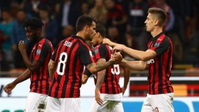 Photo of Serie A – 35ma giornata. Il MIlan torna in corsa