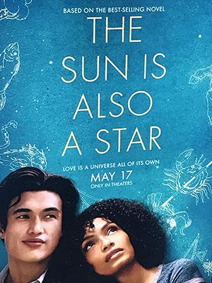 cinema-The Sun Is Also A Star-locandina