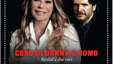 Photo of Coro di donna e uomo al Teatro Ciak