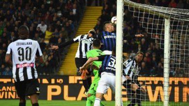 Photo of Serie A anticipi del sabato: Delusione Inter.