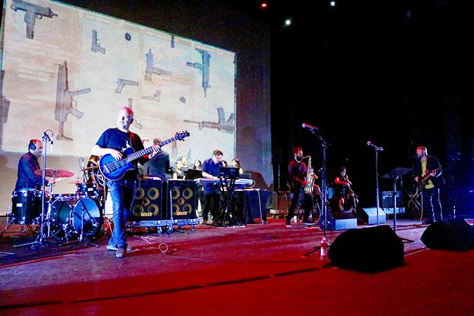 Hola Mexico - 02-Santa Sabina concert 2