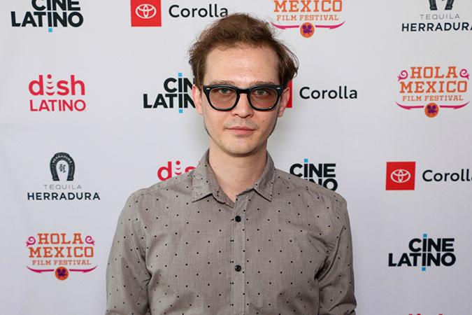 Hola Mexico - 08- Andrés Kaiser, Feral, courtesy of HMFF Moises Gonzalez