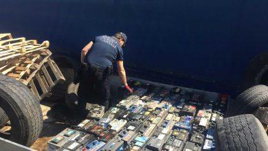 Photo of Stavano rubando 12 tonnellate di rifiuti pericolosi e non, già sequestrati. 5 arresti e 4 denunce