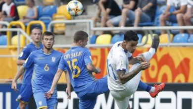 Photo of Calcio – Mondiali U20  – Azzurrini fermati dalla Ukraina