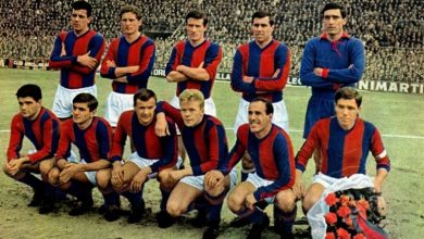 Photo of Racconti di sport. Centodieci anni in rossoblu
