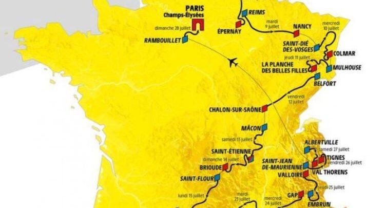 Domani parte il Tour de France, in prima fila anche Nibali