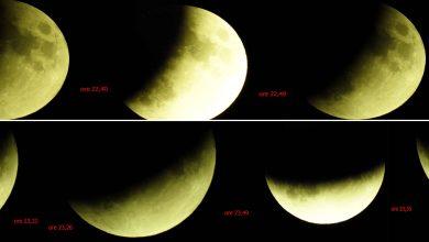 Photo of Eclisse lunare 16 luglio 2019