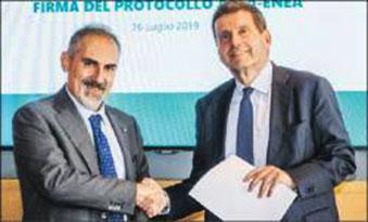 Photo of Acea ed Enea firmano accordo di collaborazione per progetti nell'ambito dell'economia circolare