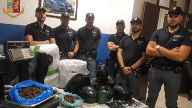 Photo of Trovati in possesso di oltre 17 kg. di marijuana. Arrestati 3 nigeriani.
