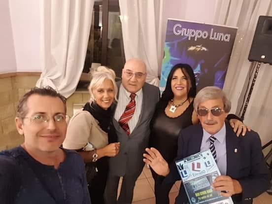 sutri-gara-canora-21 Staff serata Roberto, Lucilla,Salvatore, Francesca, Frizzi