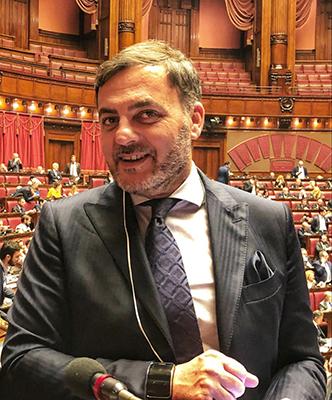 Massimiliano De Toma - on- 2019