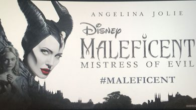 cinema-Maleficent the Mistress of Evil-locandina