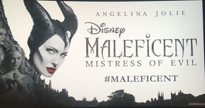 cinema-Maleficent the Mistress of Evil-locandina