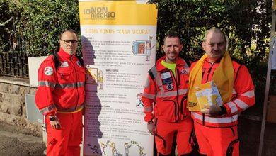 """Photo of In atto la campagna """"Io non rischio"""" per la conoscenza e prevenzione contro gli eventi sismici naturali"""