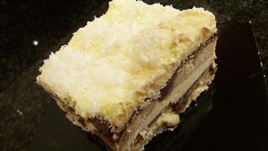 pica-semifreddo al cocco e nutella 11.10.19
