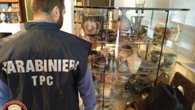 Photo of Operazione 'Achei' contro il traffico internazionale di reperti archeologici. Eseguite 23 misure cautelari in Italia. 80 le perquisizioni.