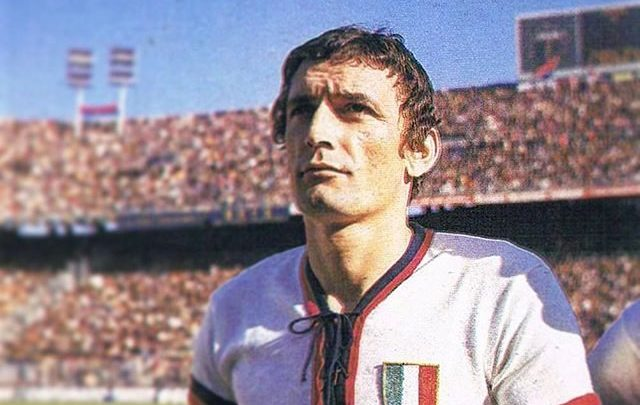 Riva compie 75 anni con il calcio sempre nel cuore