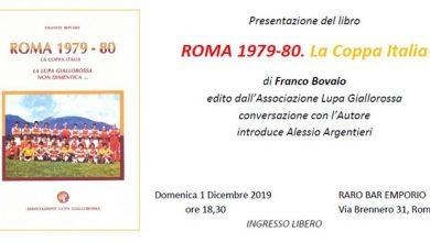 Photo of La Roma degli anni '80