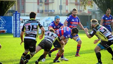 Photo of Rugby – Peroni Top 12, IV^ Giornata. Il Petrarca va in testa.