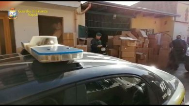 Photo of Prevenzione botti pirotecnici proibiti. Sequestrate 2 tonnellate e mezzo. Due arresti