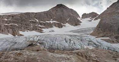 Photo of Tra 25-30 anni il ghiacciaio della Marmolada non ci sarà più