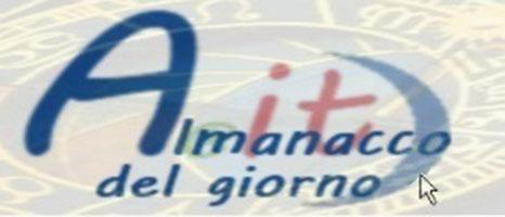 Almanacco Di Sabato 11 Gennaio 2020 Attualita It