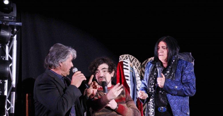 Emilio Tajafino, Gianfranco Butinar, Daniele Si Nasce