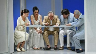 """Photo of Teatro Quirino – """"Si nota all'imbrunire (Solitudine di un paese spopolato)"""" con Silvio Orlando"""