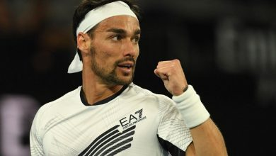 Photo of Tennis Australian Open 2020, Fognini può!