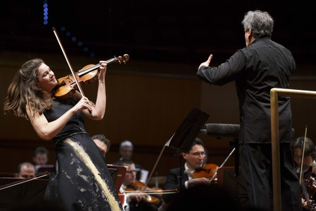 teatro-Janine-Jansen-Papano-2020 - Foto: Musacchio & Ianniello