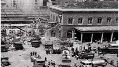 Bologna - stazione attentato 1980
