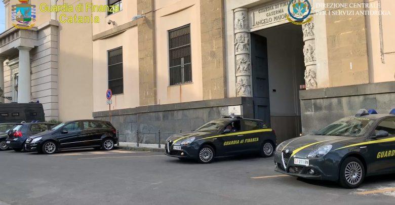Gdf Catania OPERAZIONE HALCON 07.02.2020