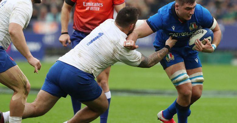 Rugby Francia-italia 09.02.2020