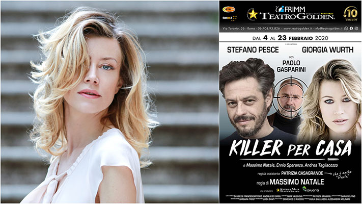 Teatro Golden – Killer per casa