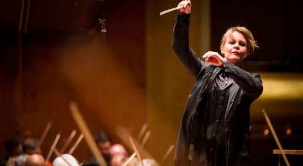 teatro-Helsinki Susanna Mälkki 02.02.2020